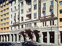 Hotel Hungaria City Center Budapest- Best Western Grand Hotel Hungaria in Ungarn